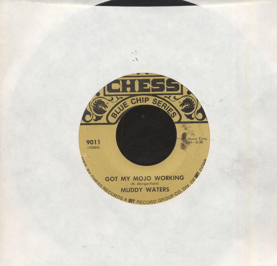 """Muddy Waters Vinyl 7"""" (Used)"""