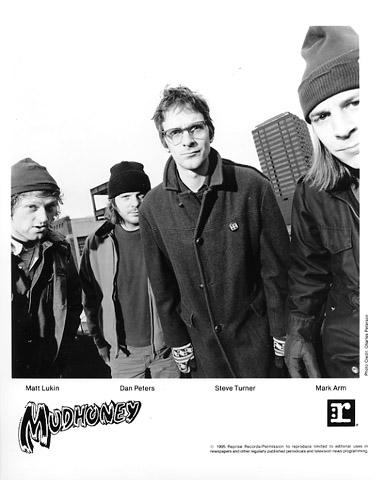 Mudhoney Promo Print