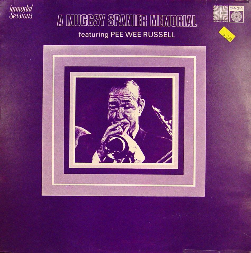 "Muggsy Spanier Vinyl 12"" (Used)"