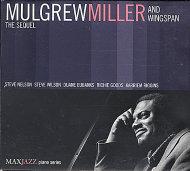 Mulgrew Miller and Wingspan CD