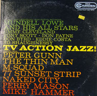"""Mundell Lowe And His All Stars Vinyl 12"""" (Used)"""