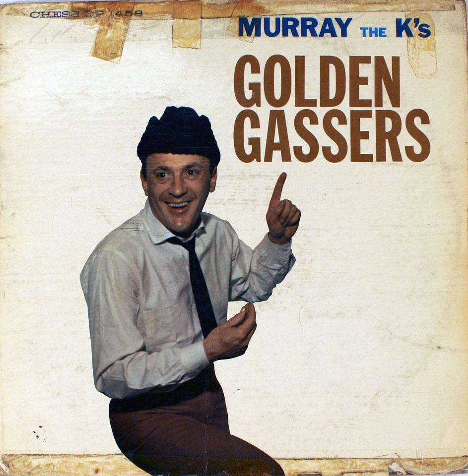 "Murray the K's Golden Gassers Vinyl 12"" (Used)"