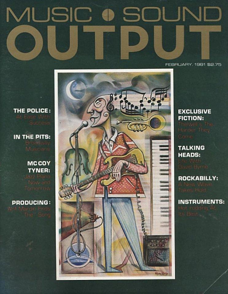 Music And Sound Output Vol. 1 No. 2