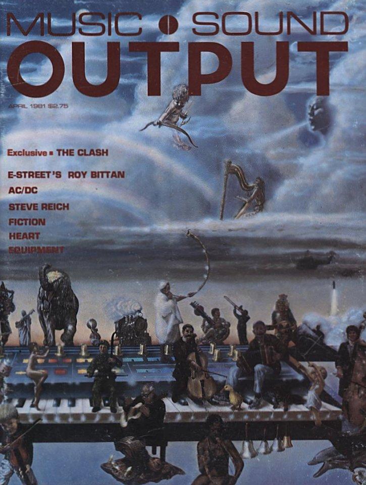 Music And Sound Output Vol. 1 No. 3