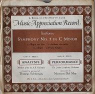 "Music Appreciation Record: Beethoven Vinyl 12"" (Used)"