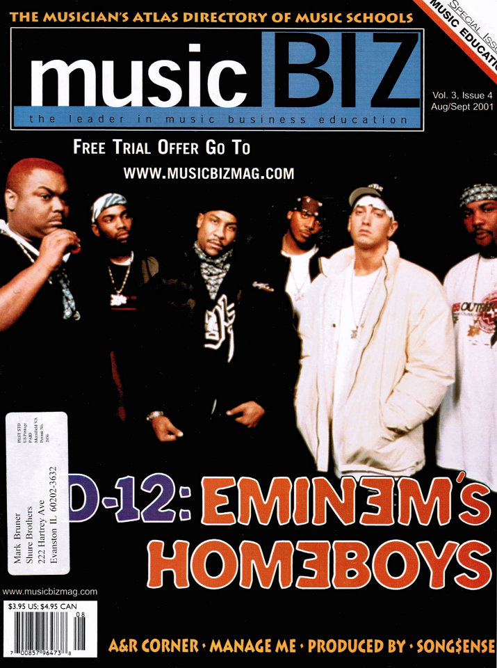 Music Biz Vol. 3 Issue 4