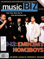 Music Biz Vol. 3 Issue 4 Magazine