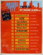 Music City: Popular Hit Parade Album No. 7 Book