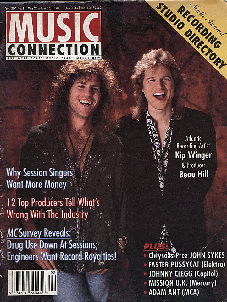 Music Connection Vol. XIV No. 11