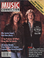 Music Connection Vol. XIV No. 11 Magazine