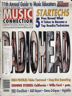 Music Connection Vol. XXV No. 15 Magazine