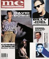 Music Express Magazine March 1990 Magazine