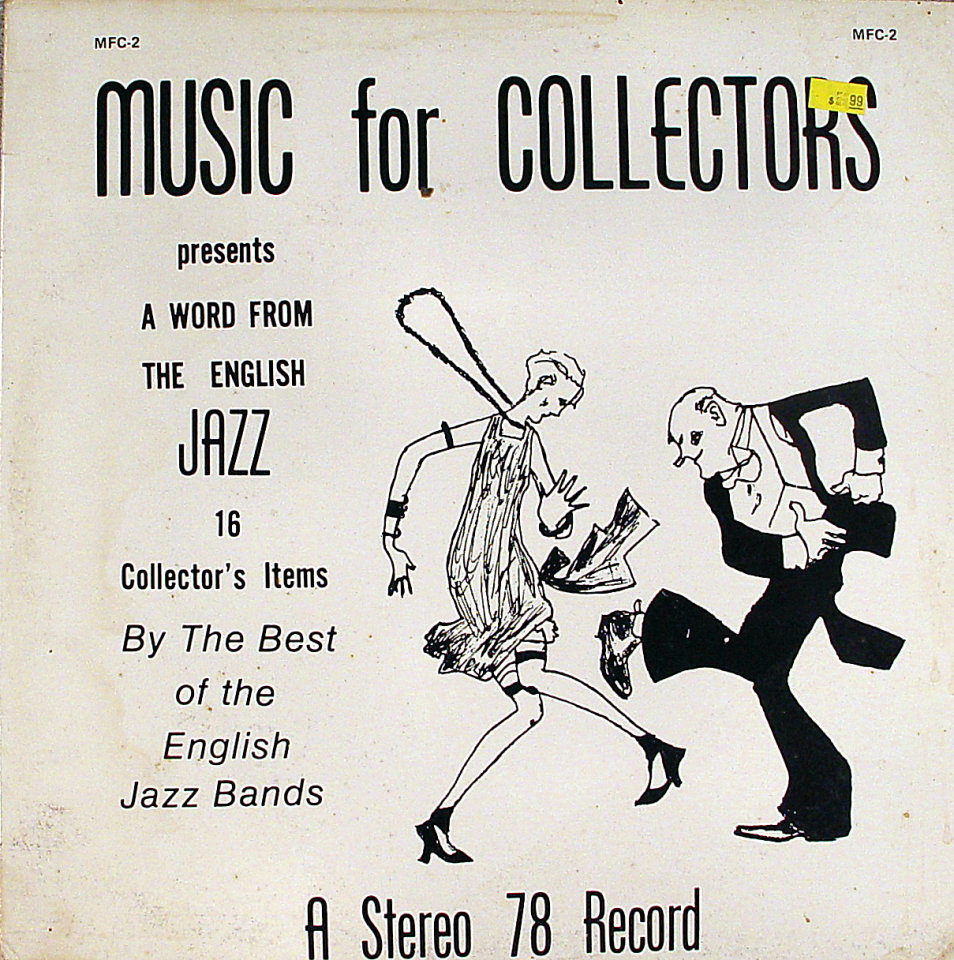 """Music for Collectors Vinyl 12"""" (New)"""
