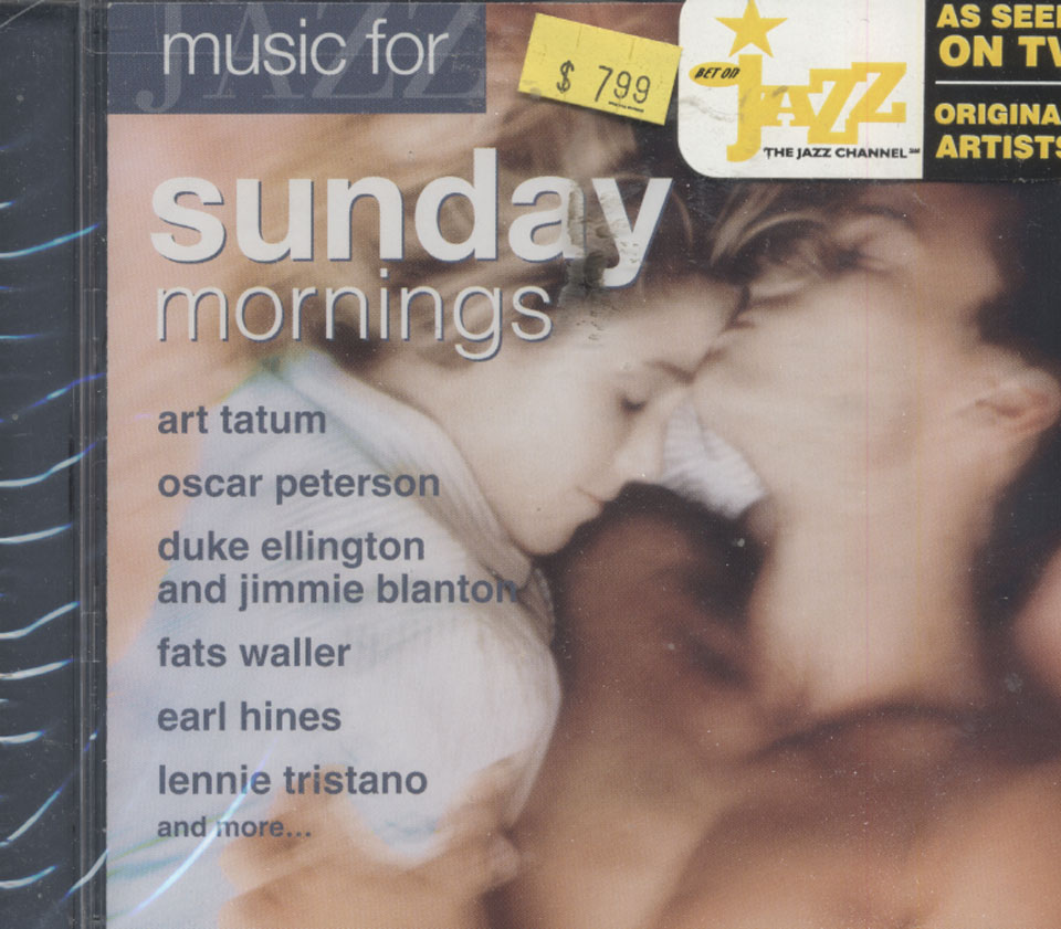 Music For Sunday Mornings CD