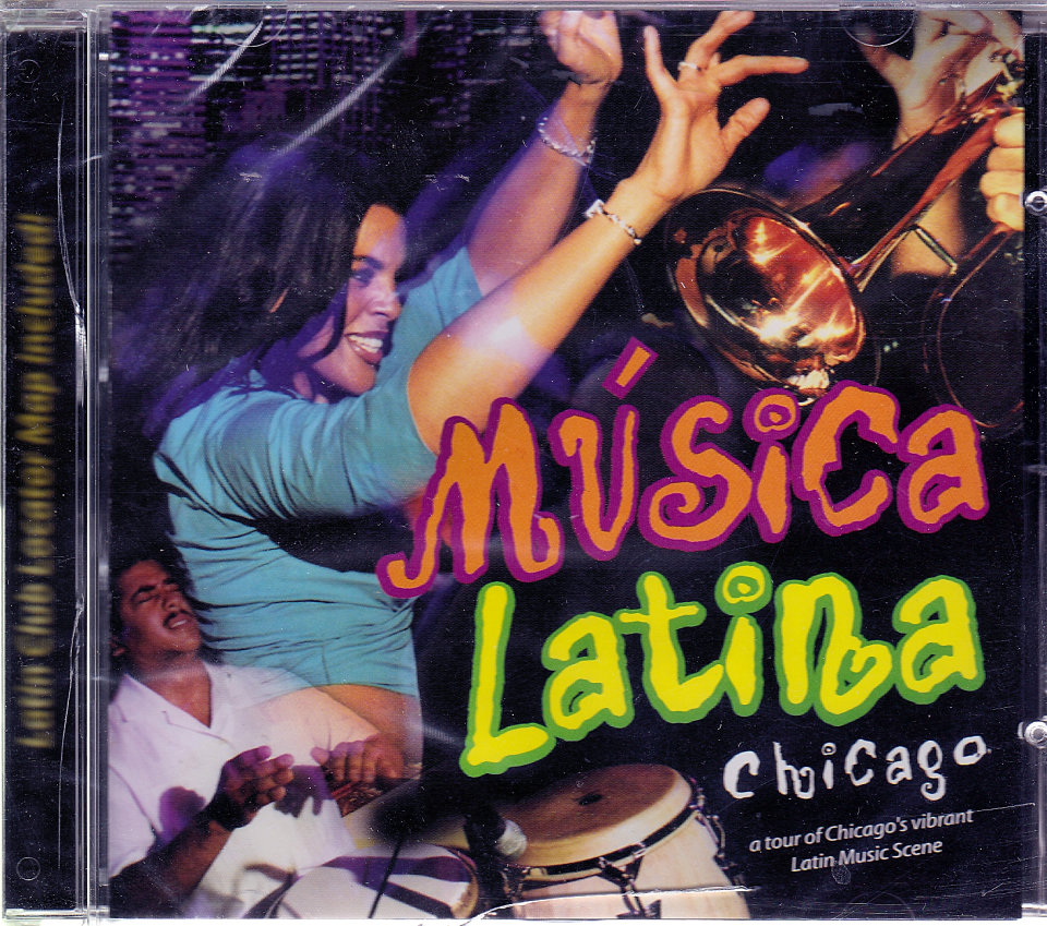 Musica Latina Chicago CD