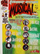 Musical Comix Vol. 1 Magazine