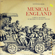 "Musical England Vinyl 12"" (Used)"