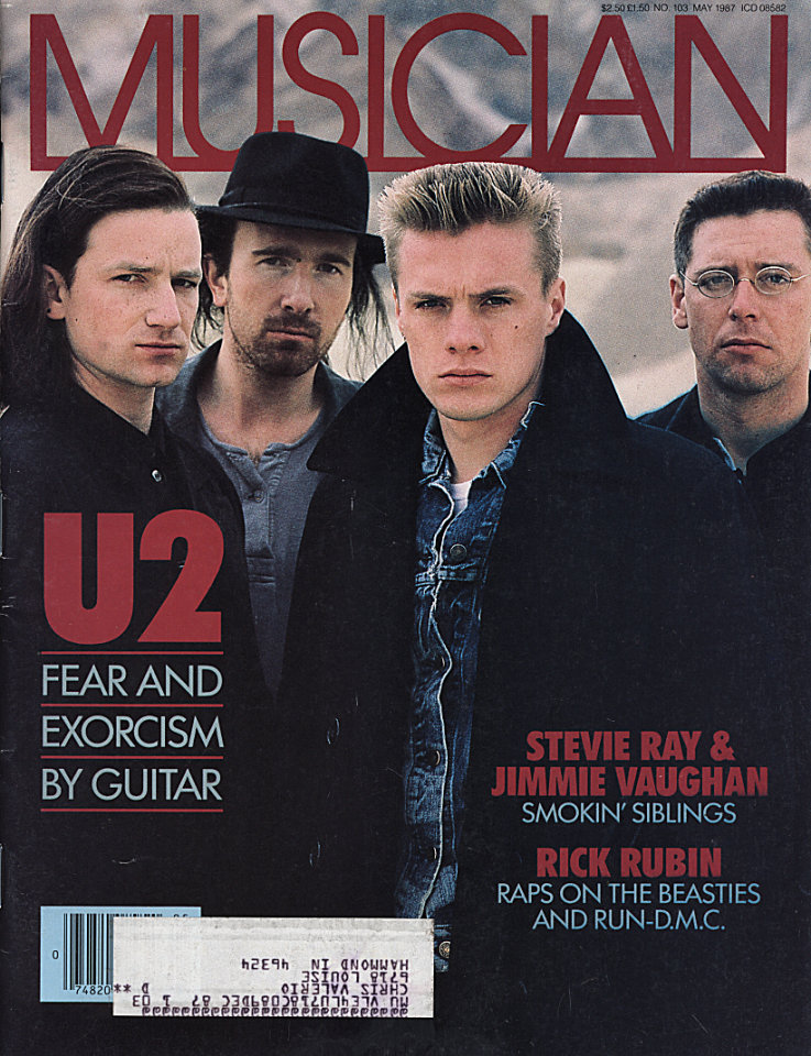 Musician Issue 103