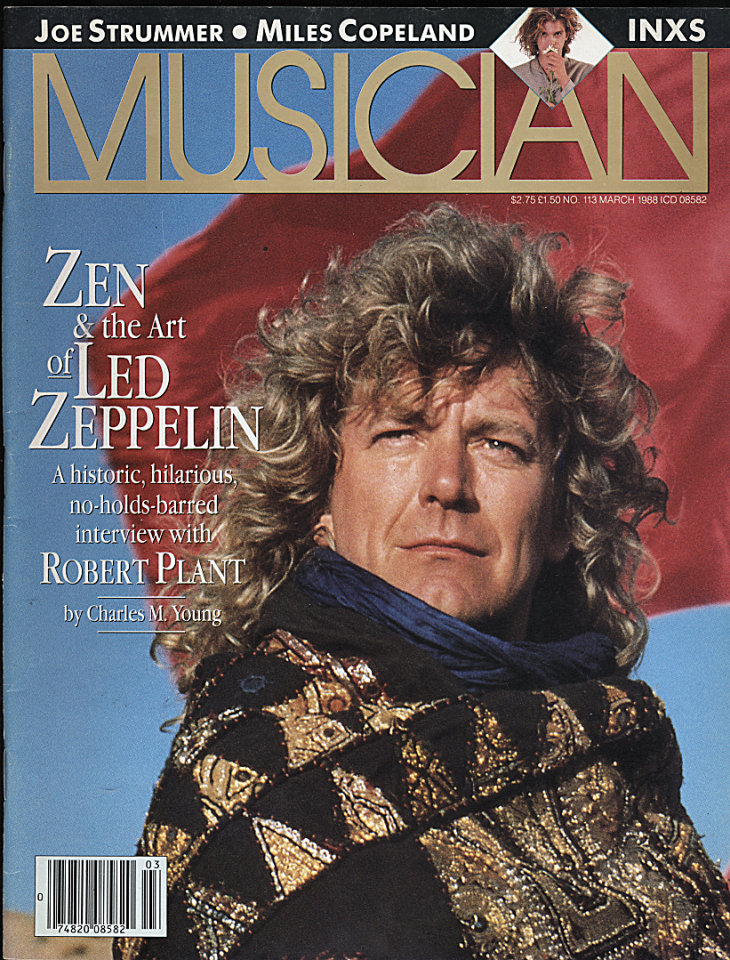 Musician Issue 113