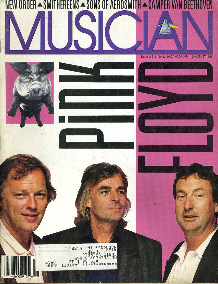 Musician Issue 118