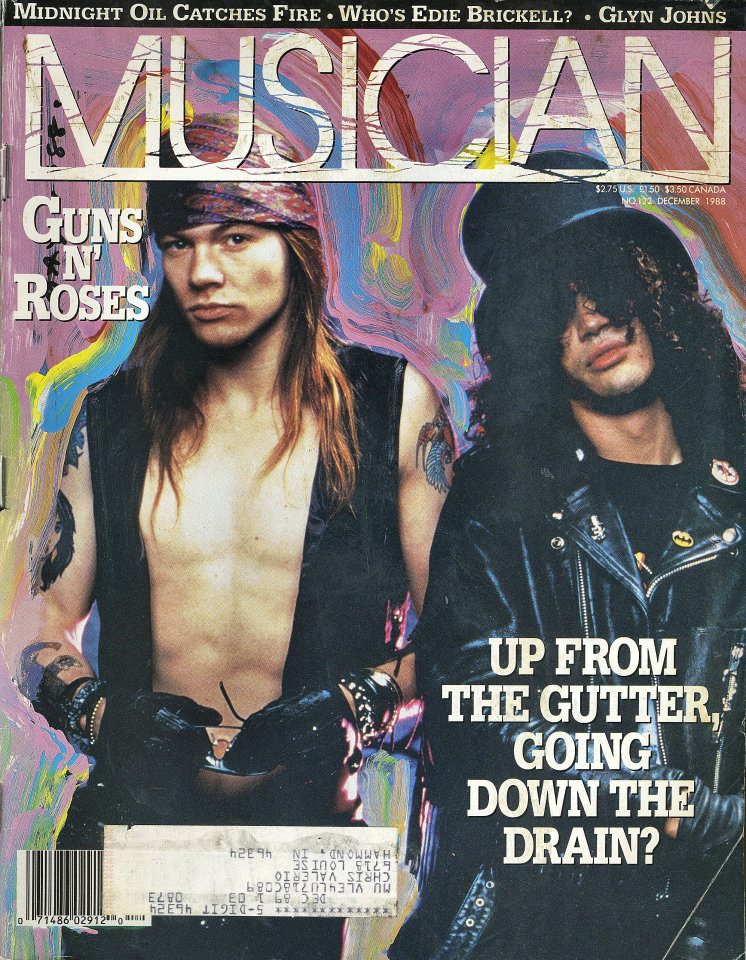 Musician Issue 122