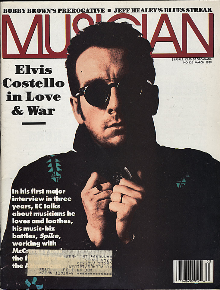Musician Issue 125