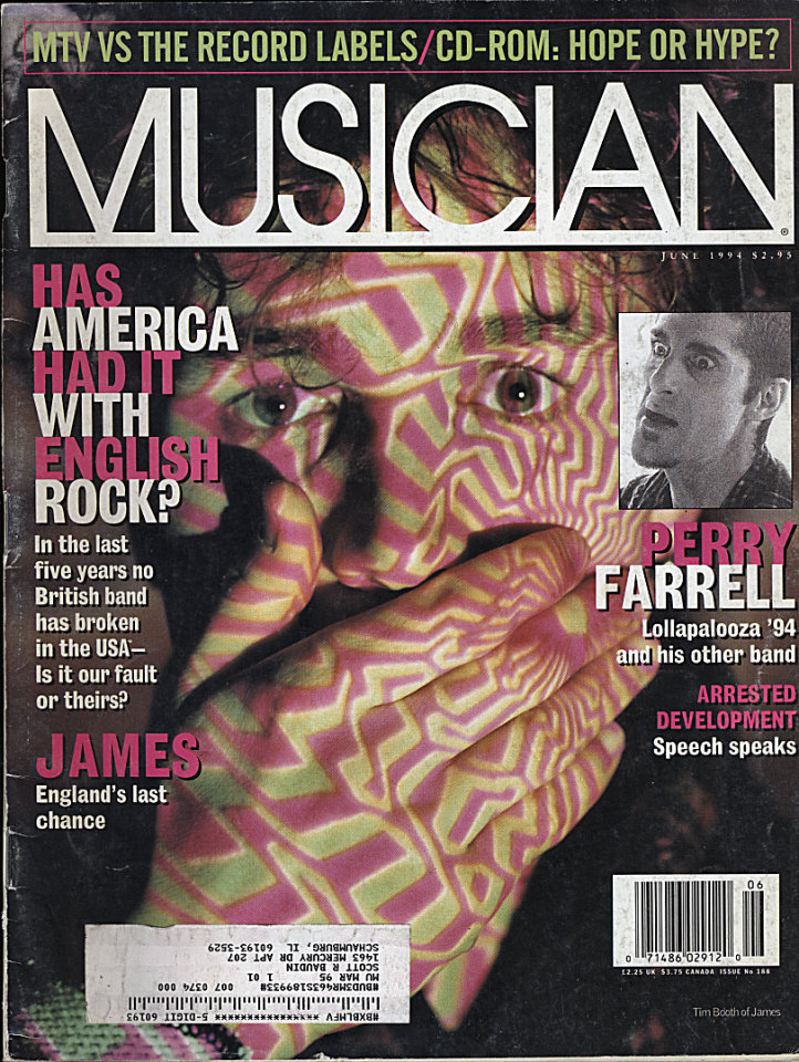 Musician Issue 188
