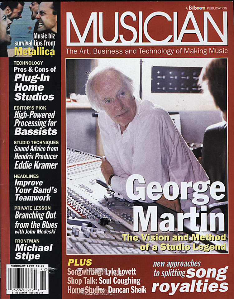 Musician Issue 199