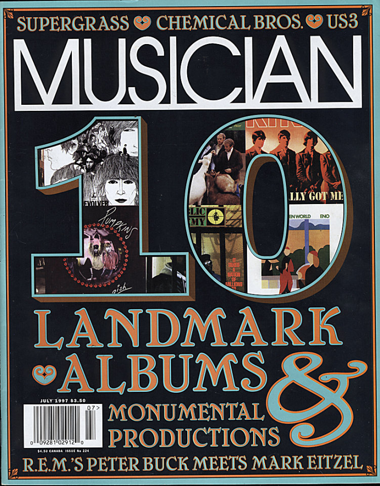 Musician Issue 224