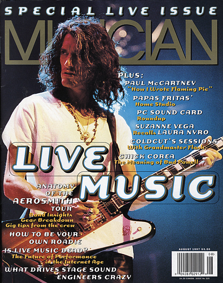 Musician Issue 225
