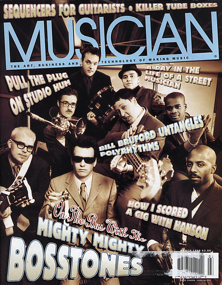 Musician Issue 232