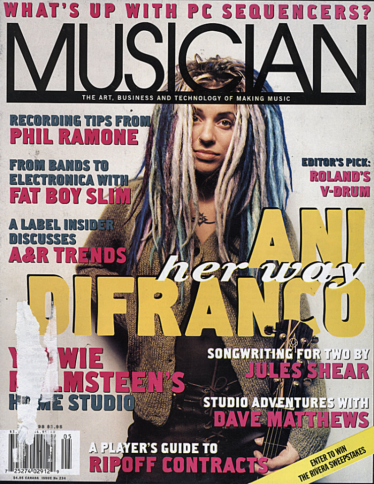 Musician Issue 234
