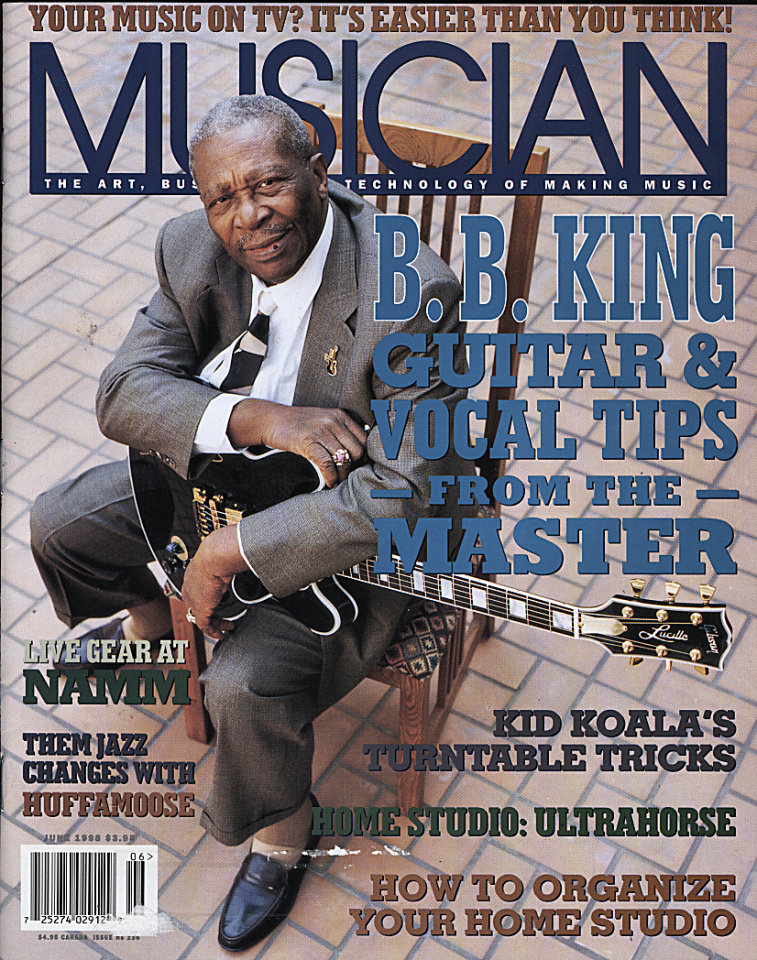 Musician Issue 235