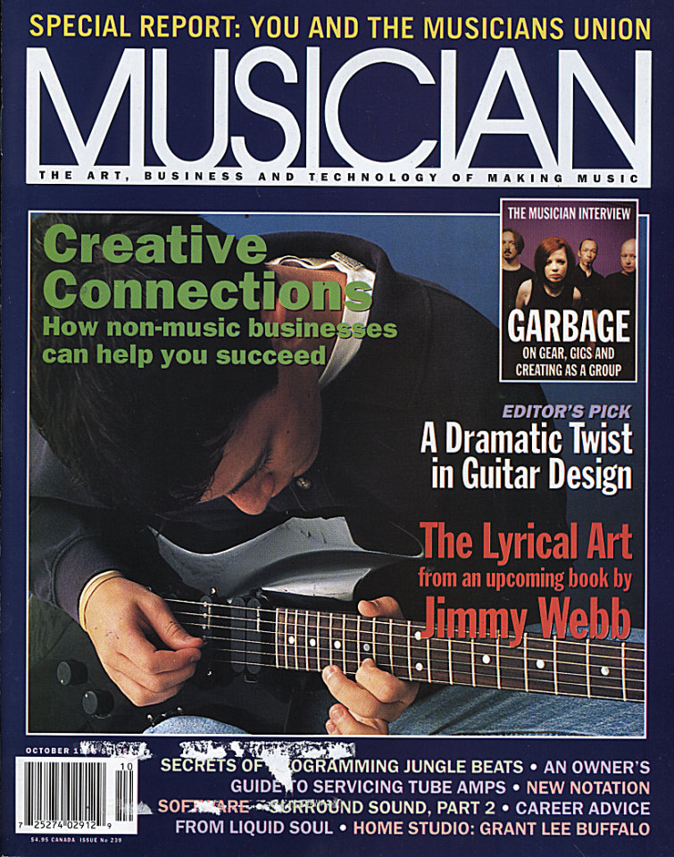 Musician Issue 239