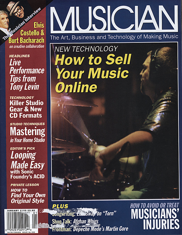 Musician Issue 242