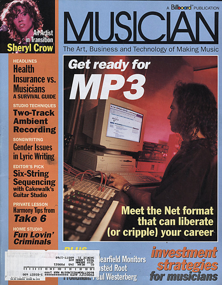 Musician Issue 245