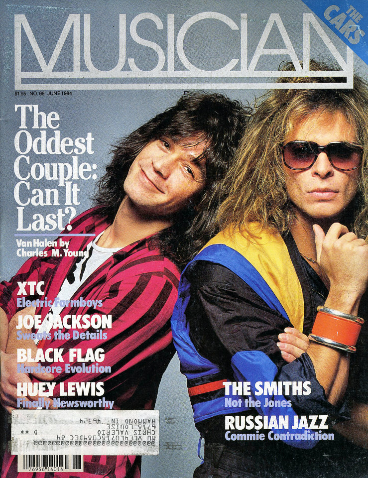 Musician Issue No. 68