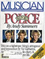 Musician Magazine June 1983 Magazine