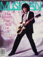 Musician No. 117 Magazine