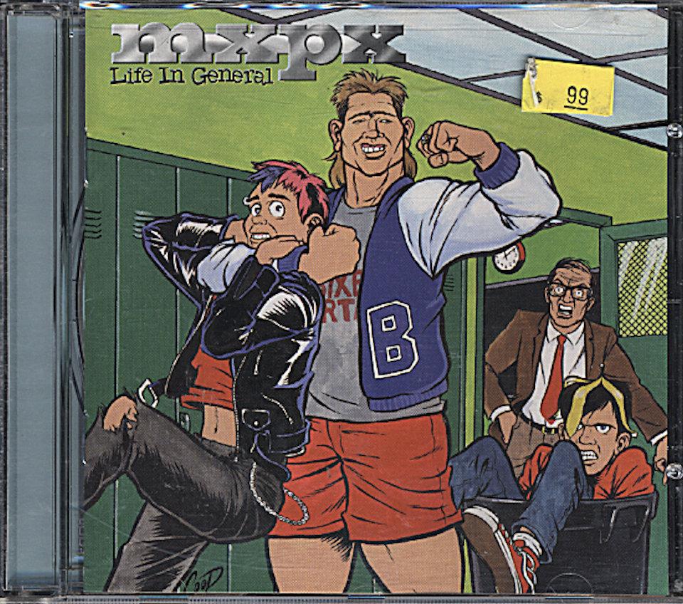 MXPX CD