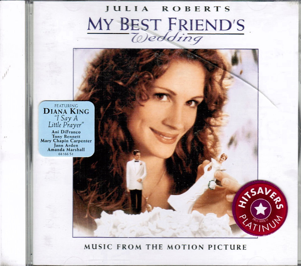 My Best Friends Wedding CD