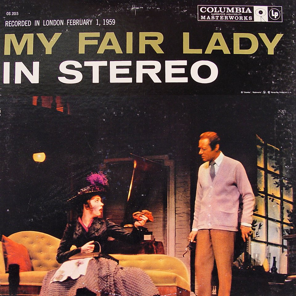 "My Fair Lady Vinyl 12"" (Used)"