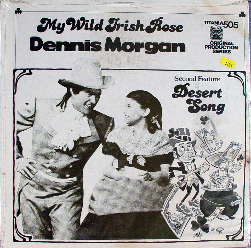 "My Wild Irish Rose / Desert Song Vinyl 12"" (New)"