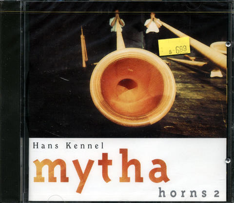 Mythahorns 2 CD