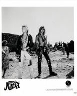 N.A.S.A. Promo Print