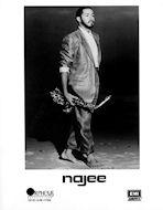 Najee Promo Print