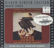 Naked Lunch CD