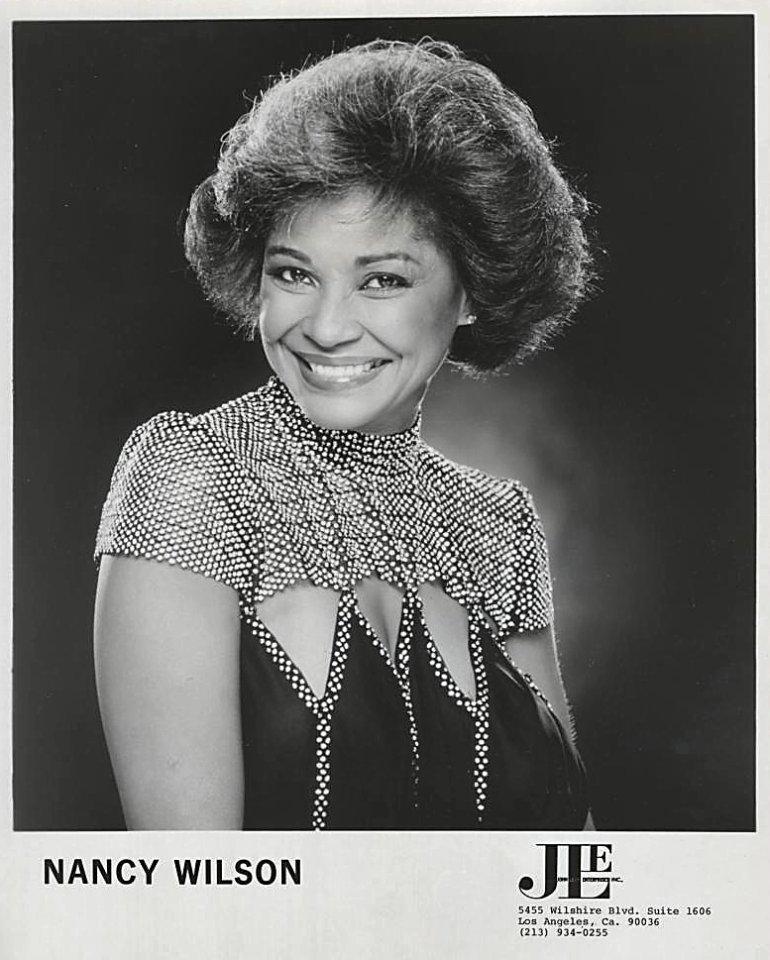 Nancy Wilson Promo Print
