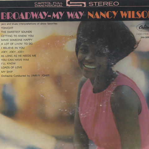 "Nancy Wilson Vinyl 7"" (Used)"