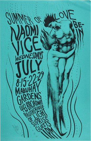 Naomi Vice Poster